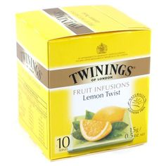 One of my favorite hot teas