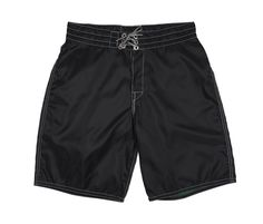 A legend for more than 50 years, Birdwell Beach Britches are available in a variety of styles, sizes and colors; these Men's Board Shorts 312 are in Black. Safe Cleaning Products, Mens Boardshorts, Long Shorts, Black Men, Two By Two, Swimwear, Clothes, Collection, Patches