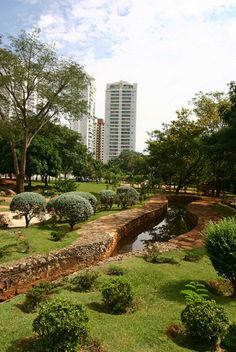 Parque Flamboyant - Goiânia, Goiás - (by moemaandrade)