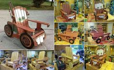 Tow Mater Chair - iCreatived