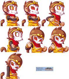 SHEET Monkey king - Pesquisa Google