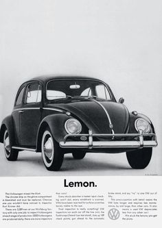 Brilliant David Ogilvy advertising, classic layout, great advertising copy.