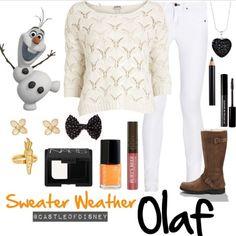 Olaf • Frozen