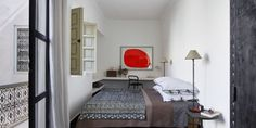 In renovating their riad in Marrakech, two New York designers find that the vagaries of the local building traditions are nothing compared with the challenge of merging their two very distinct visions.