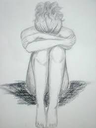 drawing ideas tumblr sad girl - Google zoeken                              …