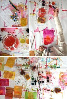 Colour study.    Gloucestershire Resource Centre http://www.grcltd.org/scrapstore/