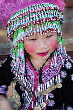 Thailand children