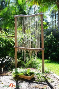 Nature weaving for k