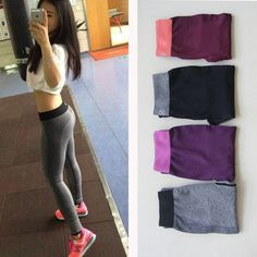Yomsong Women Quick Drying Fitness Sport Trousers Professional Running Pant  Apparats Elastic Legging Yoga Tights Leggings178 #jewelry, #women, #men, #hats, #watches, #belts, #fashion
