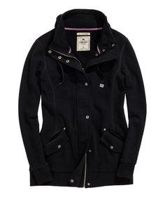 Loving this Black Button-Up Jacket on #zulily! #zulilyfinds