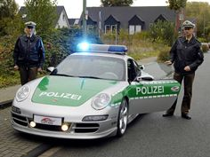 Rodier is this because we send our cops to Israel for training? German Police Fired 85 Bullets All Year, US Police Use 90 on 1 Person Emergency Vehicles, Police Vehicles, Carl Benz, Old Police Cars, German Police, Bike Equipment, Ambulance, Car Engine, Law Enforcement