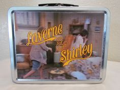 Laverne & Shirley lunch box