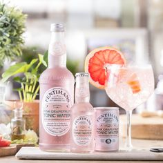it's the technique of making premium quality drinks, that has been handed from generation to generation of the Fentimans family. Sparkling Drinks, Cocktail Drinks, Fun Drinks, Beverages, Tonic Water, Gin And Tonic, Gin Drink Recipes, Gin And Prosecco, Fentimans