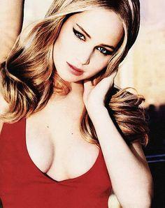 Jennifer Lawrence in Vanity Fair