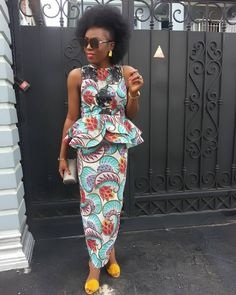 We love prints!!! Ankara prints and fabrics are the in-thing and the first outfit idea that comes to your mind is a statement Ankara wear. It's become acceptable to almost…