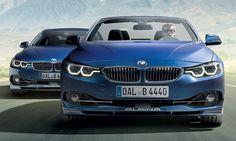 Das BMW Alpina B4 S Biturbo Cabrio (2017) hat seinen Preis. Dafür gibt's einen mehr als potenten, drei Liter großen Biturbo-Reihensechszylinder!