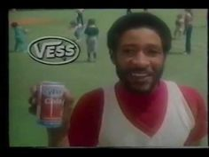 1983 Ozzie Smith St. Louis Cardinals Vess Cola Commercial - YouTube Hehe, pretty cheezy comercial, but you got to love Ozzie Smith! :D :P :)