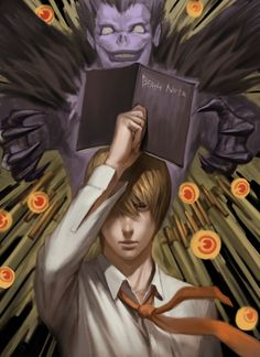 350 best images about Death Note on Pinterest | Death note, Lights ...