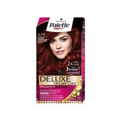 Palette Deluxe Oil-Care Color 679 Smooth Red Violet