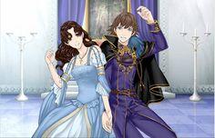Romeo and Juliet in Manga Anime Style from Rinmaru Games Romantic Love Stories, Romantic Couples, Romeo And Juliet, Anime Style, Shoujo, Verona, Love Story, Manga Anime, Scene