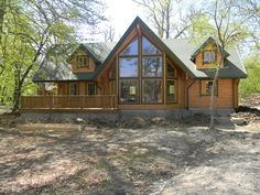 Mountain Lodge Homes – Gallery