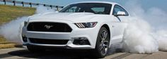 """New Mustang gets """"Burnout Assistant"""""""