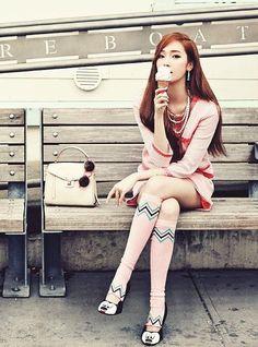 Jessica Jung Magazine Photoshoot