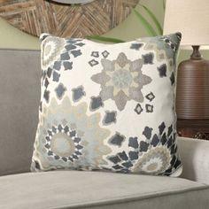 Beautiful Sherwin Floral Throw Pillow by Bungalow Rose Bedding Sale from top store Floral Throw Pillows, Throw Pillow Sets, Outdoor Throw Pillows, Lumbar Pillow, Decorative Throw Pillows, Dash And Albert, Pillow Reviews, Floor Pillows, Bungalow