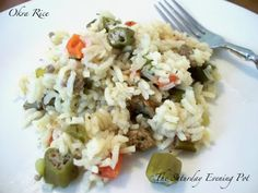 Gullah Cuisine Recipe: Okra Rice