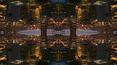 Mind-Bending Kaleidoscopes Bloom From Mirrored City Time-Lapses | Raw File | Wired.com