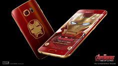 It's like Iron Man designed the phone himself! Kind of. http://theverge.com/e/8422700