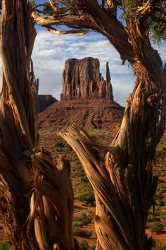 Monument Valley in Utah. One of my favorite places on this Earth of ours. It tells the story of  how the planet has aged and evolved over the eons of time. McC