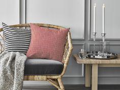 STOCKHOLM 2017 fauteuil | IKEA IKEAnl IKEAnederland inspiratie wooninspiratie interieur woonkamer kamer rotan kwaliteit duurzaam natuurlijk kussen decoratie accessoires tafel salontafel stoel hip trendy design modern