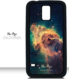 Universe Design Samsung Galaxy S5 Case Nebula by NuAgeProducts, $13.23