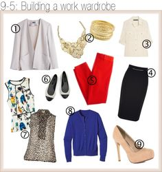 Crafting the perfect work wardrobe