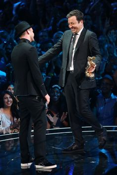 Jimmy Fallon - The MTV Video Music Awards — Part 2