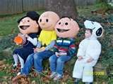 Image detail for -The Peanuts Gang | Costume Pop