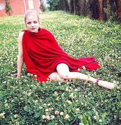 late '60's--Ewa Aulin