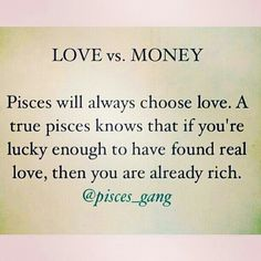 Money doesnt matter..... love does....