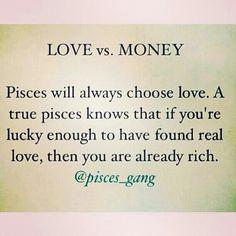 Money doesnt matter..... love does....