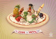 Pizza & Love - Javier Verdugo