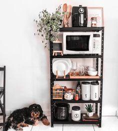 Home Garden and Decor Inspiration. Küchen Design, House Design, Deco Studio, Kitchen Organization, Apartment Living, Interior Design Living Room, Home Projects, Home Kitchens, Diy Home Decor