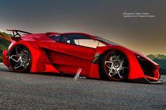 Lamborghini Sinistro 2