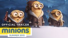 Meet Stuart, Kevin and Bob as they embark on a journey for their new master in the Official Trailer for Minions. In Theaters July 10, 2015.