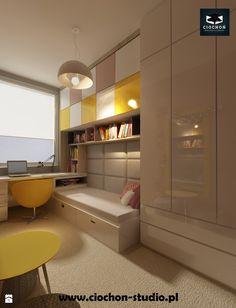 Pokój dla dziewczynki - zdjęcie od Ciochoń - Studio