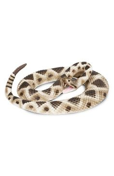 Boy's Safari Ltd. Diamondback Rattlesnake Figurine