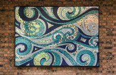SharraFrank.BSPmosaics. Love her mosaics