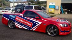 PRDnationwide Bundaberg - What a great ride to travel in for inspections!