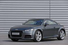 Audi TT: per lei una Nuvolari limited edition