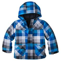 Cherokee® Infant Toddler Boys 4-1 Systems Jacket